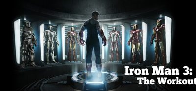 Iron Man 3 TRAINING